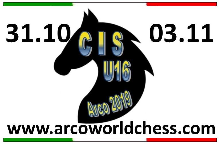 Logo x Banner CIS U16 Arco 2019